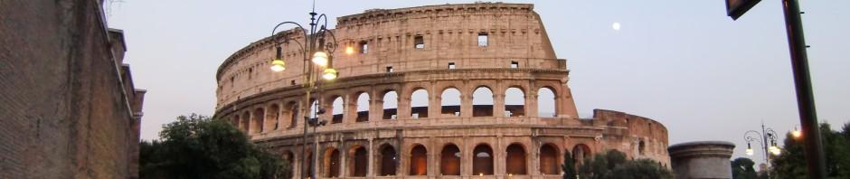 Il Colosseo!